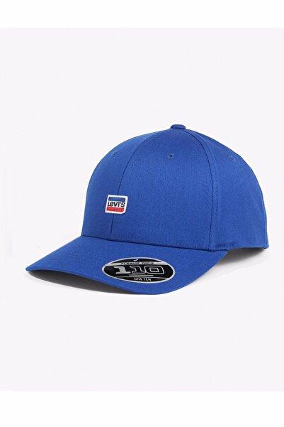 Levi's Unisex Mavi Flexfit Şapka 38021-0179