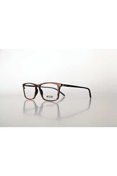 Victory Unisex Kahverengi Optik Gözlük