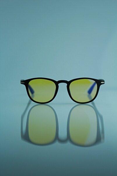 Moov Unisex Sarı Güneş Gözlük