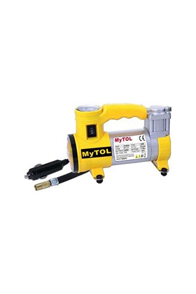 MYTOL Fy-001a Metal Gövdeli Ve Işıklı Araç Kompresörü