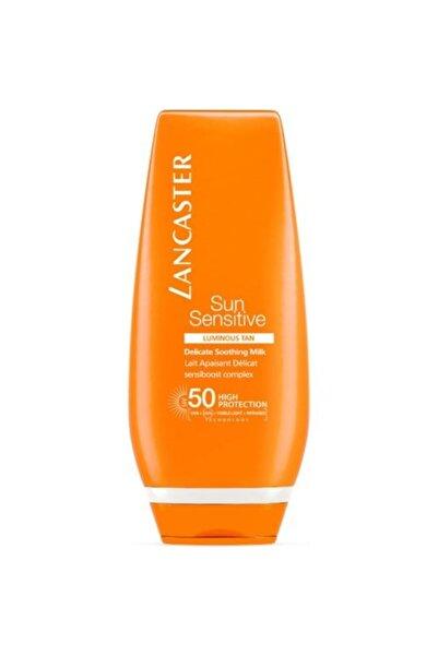 Lancaster Sun Delicate Skin Face & Body Güneş Kremi Spf50 125 Ml