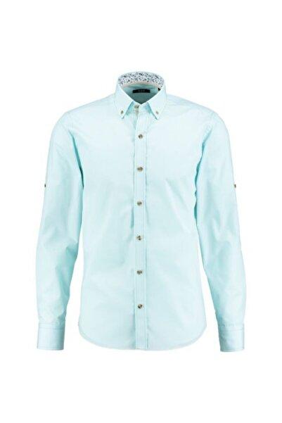 CCS Sarar Erkek Açık Yeşil Gömlek