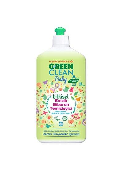 Green Clean Organik Portakal Yağlı Bitkisel Emzik Biberon Temizleyici 500ml