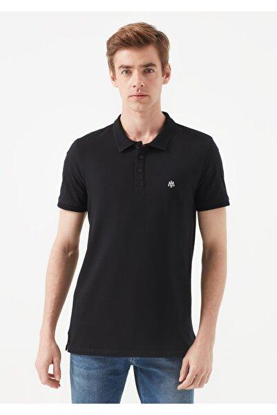 Mavi Erkek Siyah Polo Yaka T-Shirt