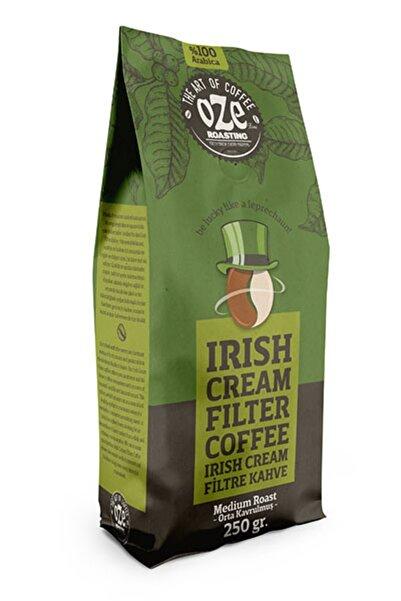 Oze Irish Cream Aromalı Filtre Kahve 250 Gr. ( French Press Için Öğütülmüş )