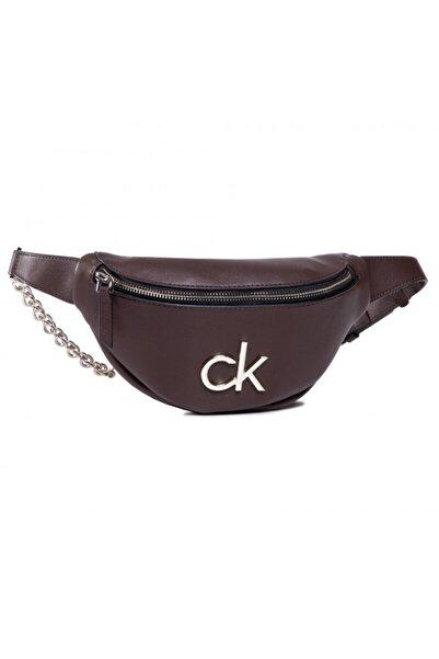 Calvin Klein Kadın Bordo Bel Çantası K60k607039-ba0