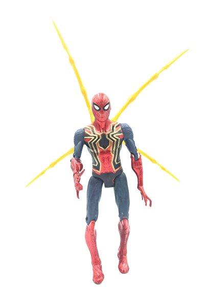 Anıl Spiderman Action Figür Oyuncak 17cm Işıklı