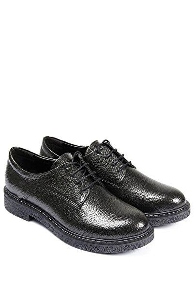 G.Ö.N Kadın Platin Ayakkabı 33802