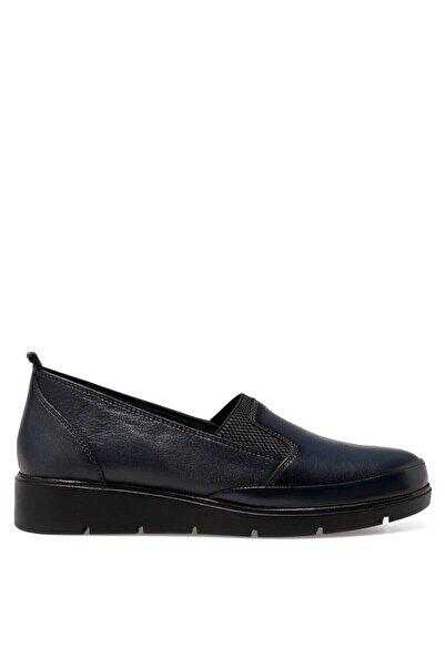 İnci Bllenda Lacivert Kadın Comfort Ayakkabı