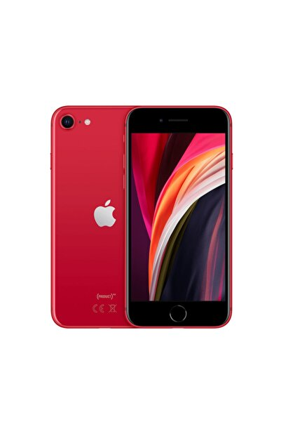 Apple iPhone SE 128GB (PRODUCT)RED Cep Telefonu (Apple Türkiye Garantili) Aksesuarsız Kutu