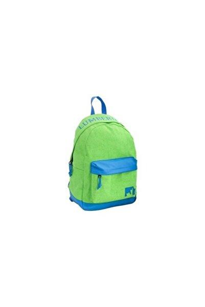 lumberjack Okul Sırt Çantası Yeşil 6407