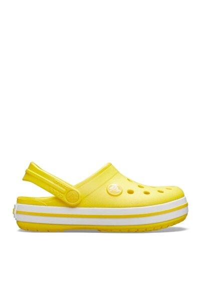 Crocs Kids Unisex Çocuk Sarı Spor Sandalet