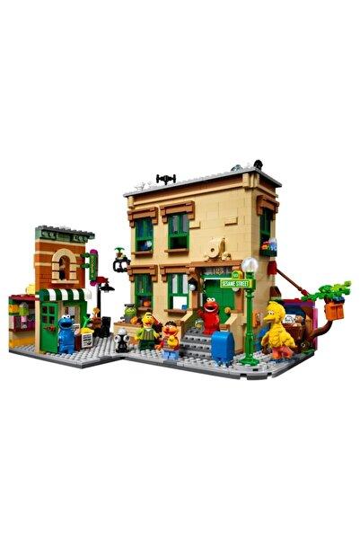 LEGO Ideas 21324 123 Susam Sokağı Ideas
