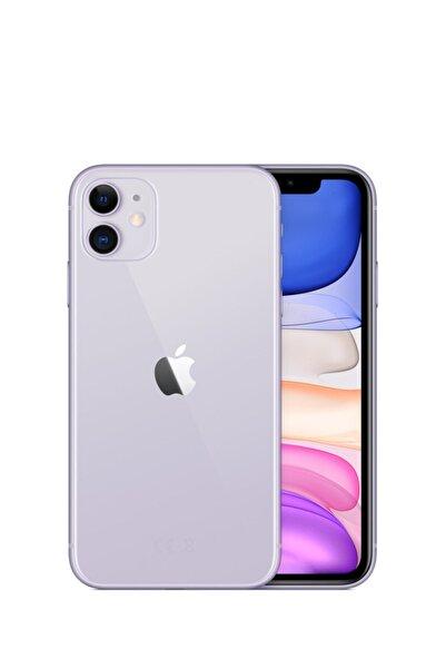 Apple iPhone 11 256GB Mor Cep Telefonu (Apple Türkiye Garantili) Aksesuarsız Kutu