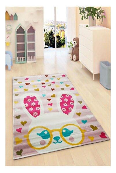 Payidar Halı Kids Amigo 8513A Gözlüklü Tavşan Çocuk Halısı