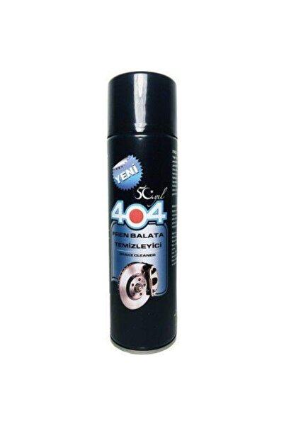 404 Kimya 404 Fren Balata Spreyi Genel Temizleyici Sprey 500ml
