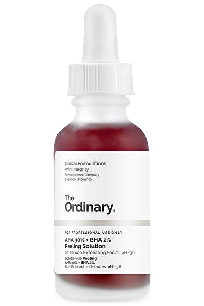 The Ordinary Aha 30% + Bha 2% Peeling Solution 30ml
