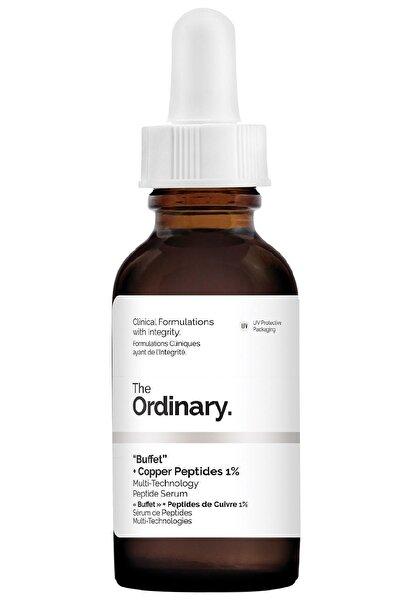 The Ordinary Buffet + Copper Peptides 1% 30ml