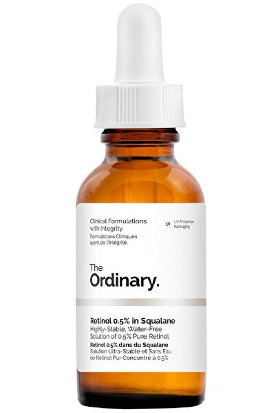 The Ordinary Retinol In Squalane 0,5% 30ml