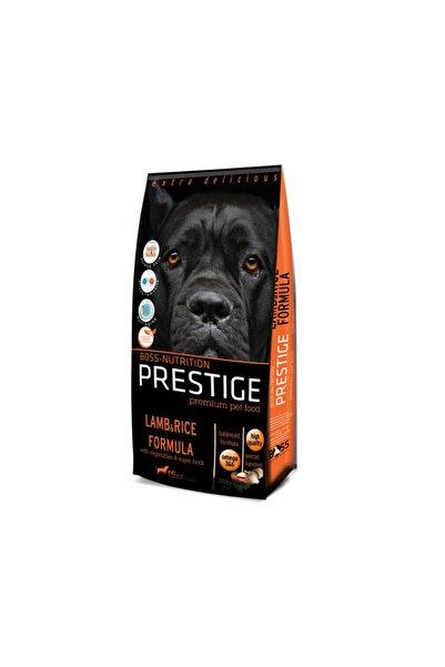 Prestige Kuzu Etli Köpek Maması 15kg ( Yeme Garantili)