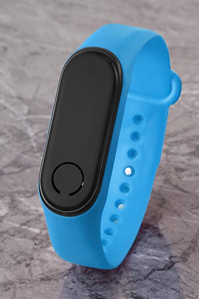 Polo55 Pludjt002r04 Mavi Dijital Saat