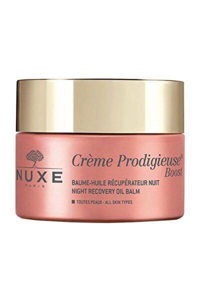 Nuxe Creme Prodigieuse Boost Night Recovery Oil Bal - Gece Bakım Yağı 50 Ml