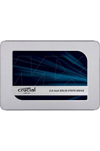 Crucial 250gb Ct250mx500ssd1 Mx500 560-510mb-s Ssd Harddisk