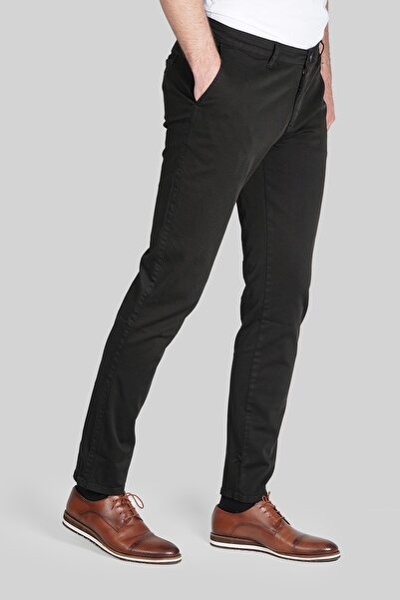 İgs Erkek Siyah Dynamic Pantolon