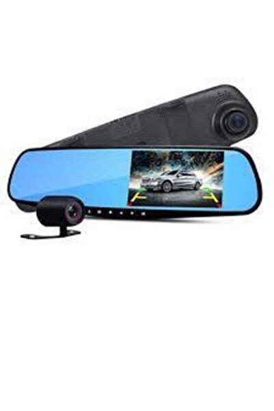 AsPazar Angeleye 4.3 Dikiz Aynası1080p Full Hd Gece Görüşlü Araç Kamerası