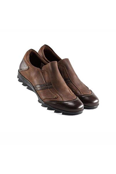 Fosco Erkek Kahverengi Günlük Ayakkabı