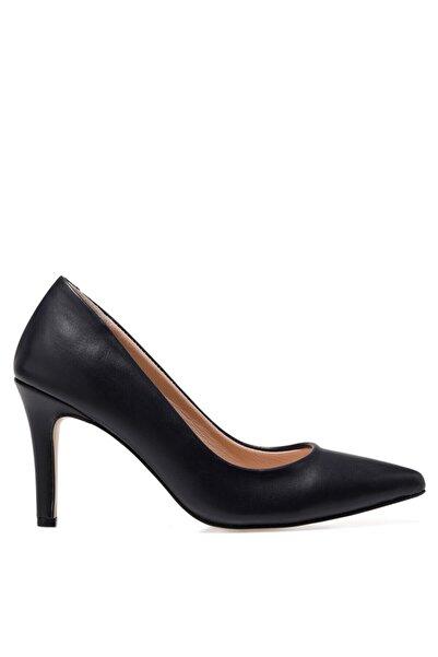 İnci Carmen Lacivert Kadın Gova Ayakkabı