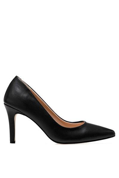 İnci Carmen Siyah Kadın Gova Ayakkabı