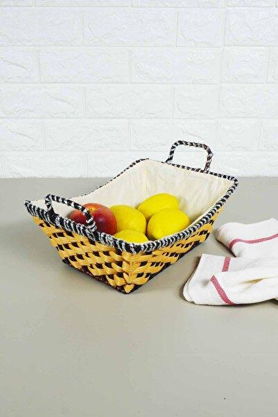 SepetçiBaba Plastik Çok Amaçlı Sepet Lüx Dikdörtgen