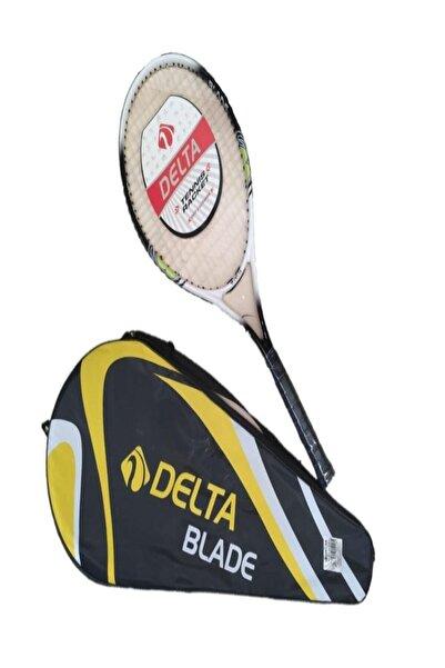 Delta Blade 27 Inç Tek Parça Çantalı Kort Tenis Raketi