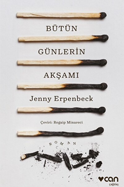 Güzem Can Yayınları Bütün Günlerin Akşamı - Jenny Erpenbeck 9789750747779