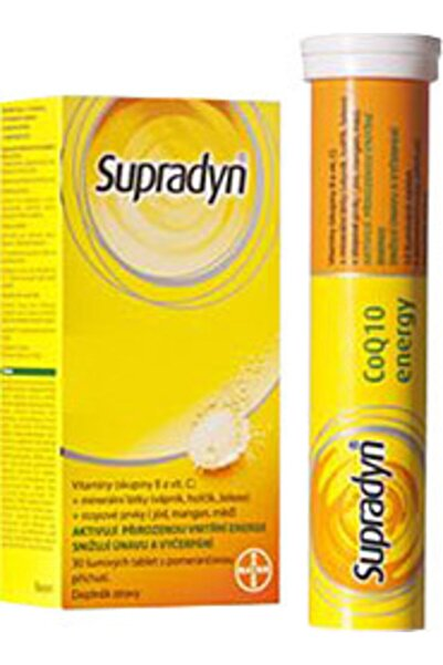 Supradyn All Day Efervesan 30 Tablet