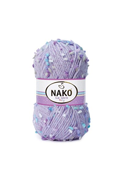 NAKO Kar Tanesı Baby Örgü İpi 60308