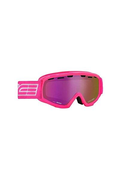 Salice Unisex Çocuk Pembe Kayak Gözlüğü