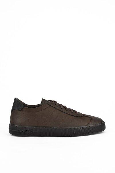 Ziya Erkek Kahverengi Casual Ayakkabı