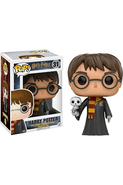 Funko Pop Harry With Hedwig Exclusive Figür Limited Edition