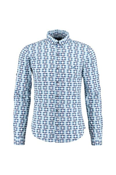 Sarar Erkek Mavi  Gömlek
