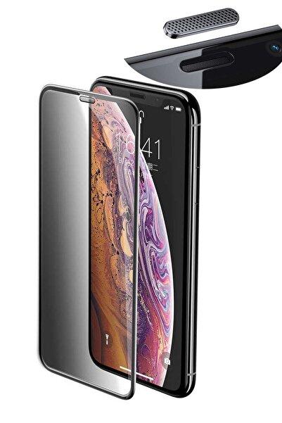 Privacy Iphone 11 Hayalet Cam Tam Kaplayan Nano Kırılmaz