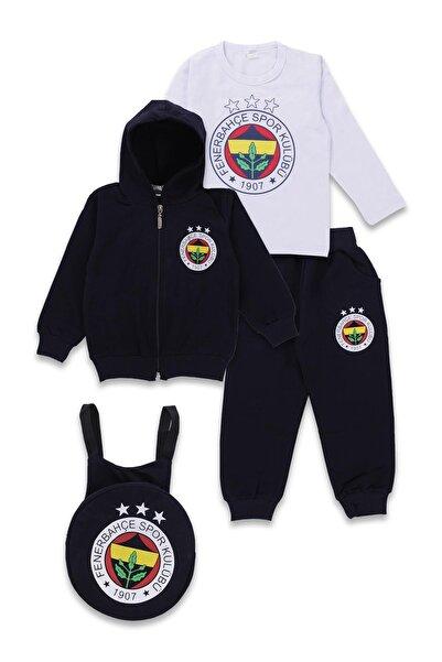Nazar Kids Fenerbahçe Erkek Çocuk Eşofman Takımı