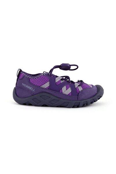 Merrell Unisex Çocuk Mor Outdoor Ayakkabı