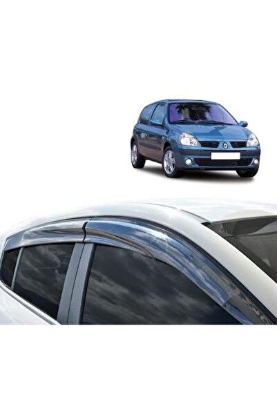 İtibar Renault Clio 2 Cam Rüzgarlığı - 1999-2008 - Mugen 4 Parça