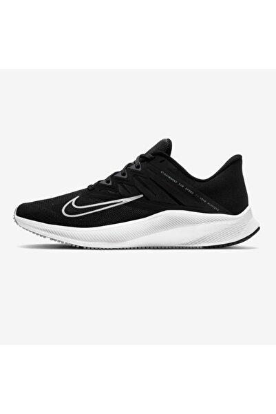 Nike Erkek Siyah Quest 3  Koşu Ayakkabısı Cd0230-002