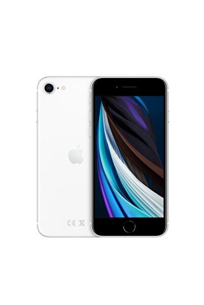 Apple iPhone SE 128GB Beyaz Cep Telefonu (Apple Türkiye Garantili) Aksesuarsız Kutu