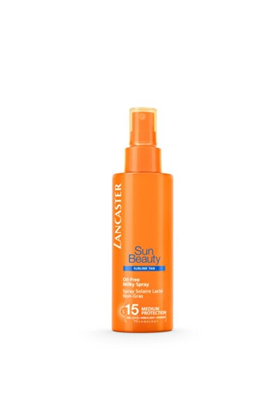 Lancaster Sun Beauty Oil Free Milky Spray Spf 15 Güneş Sütü
