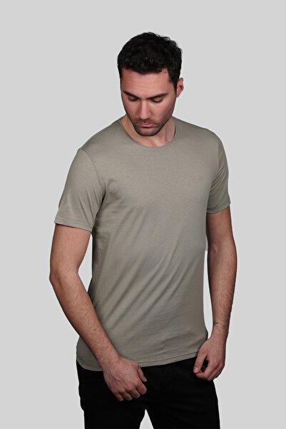 İgs Erkek Açık Çağla Slim Fit T-shirt