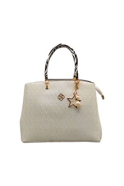 ASLAN ÇANTA Kadın Beyaz Zaldiar Çanta